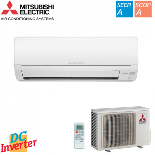 Aer conditionat Mitsubishi Electric 30000 btu Smart tip Inverter MSZ-HJ71VA + MUZ-HJ71VA